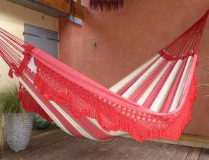 Hamac Tropical Influences - mossoro king rouge - Hamaca