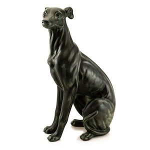 Ahura - levrier - Escultura De Animal