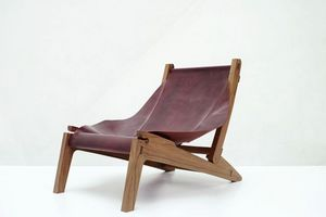 ANASTASIA NYSTEN - cloak chair - Sillón Bajo