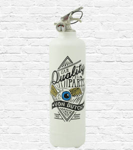 FIRE DESIGN -  - Extintor