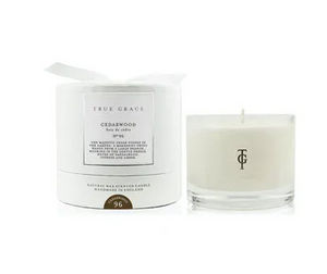 True Grace - cedarwood - Vela Perfumada