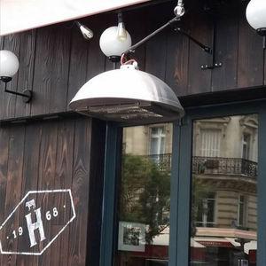 GROCK CAFE -  - Caleffación Eléctrica Para Terraza