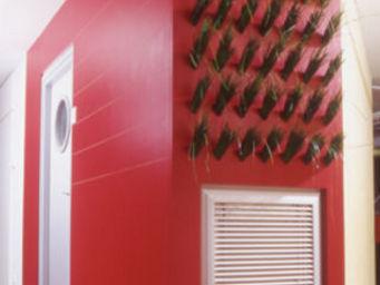 Hortus Verde - mural épis d'herbe - Follaje Estabilizado