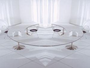 Martina Furniture -  - Mesa De Reunión
