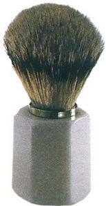 Lorenzo Villoresi - shaving brush, pure budger - Brochas De Afeitar