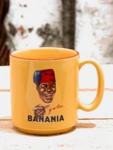 LA VAIssELLERIE - la gamme banania - Taza