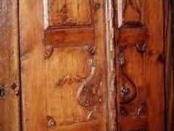 La Farfouille - pc6 - Puerta Descansillo Maciza