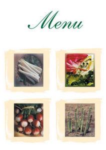 Feg Fabrication Et Editions Graphiques -  - Carta De Menú
