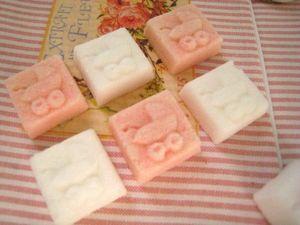 P'Home d'Amour - bienvenue - Figuras De Azúcar