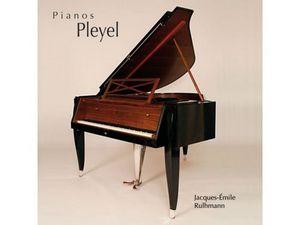 PIANOS PLEYEL - rulhmann - Piano De Un Cuarto De Cola