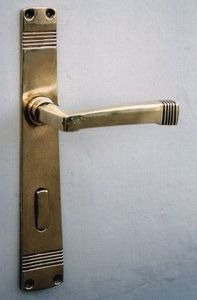 Replicata - zimmertür-garnitur jugendstil - Puño (conjunto)