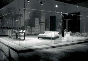 Estructura divisora de espacios