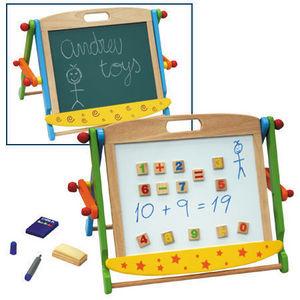 Andreu-Toys - super pizarra magnetica - Pizarra Para El Colegio