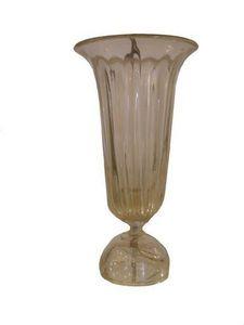 Dominique Giraud - Philippe Leandri Arts décoratifs du XXème siècle - lampe vasque murano - Candelero