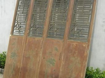 LA MAISON DU GOUVERNEUR -  - Panel De Puerta