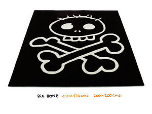KP - big bone - Alfombra Pie De Cama