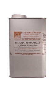Les Freres Nordin - décapant sp polyester 800g - Decapante