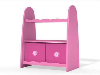 Miliboo - marchande etagere - Mueble Bajo Para Niño