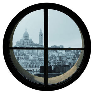 ALFRED CREATION - sticker oeil de boeuf - Pegatina