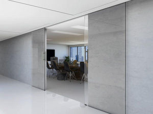 Mantion - la porte en verre coulissante et esthétique - Puerta De Comunicación Acristalada