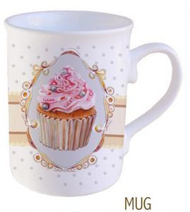 PORCELAINE CLAUDIE FRANEL -  - Taza