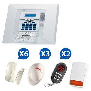 CFP SECURITE - alarme sans fil visonic powermax pro nf&a2p - 01 - Alarma