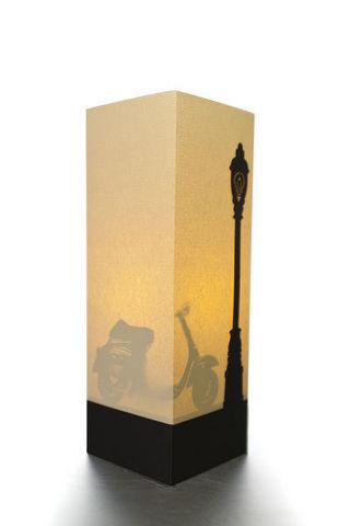 W-LAMP - Lámpara de sobremesa-W-LAMP-Vespa