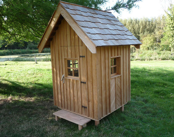 Atelier Du Rivage - Casa de jardín niño-Atelier Du Rivage-Jeanne