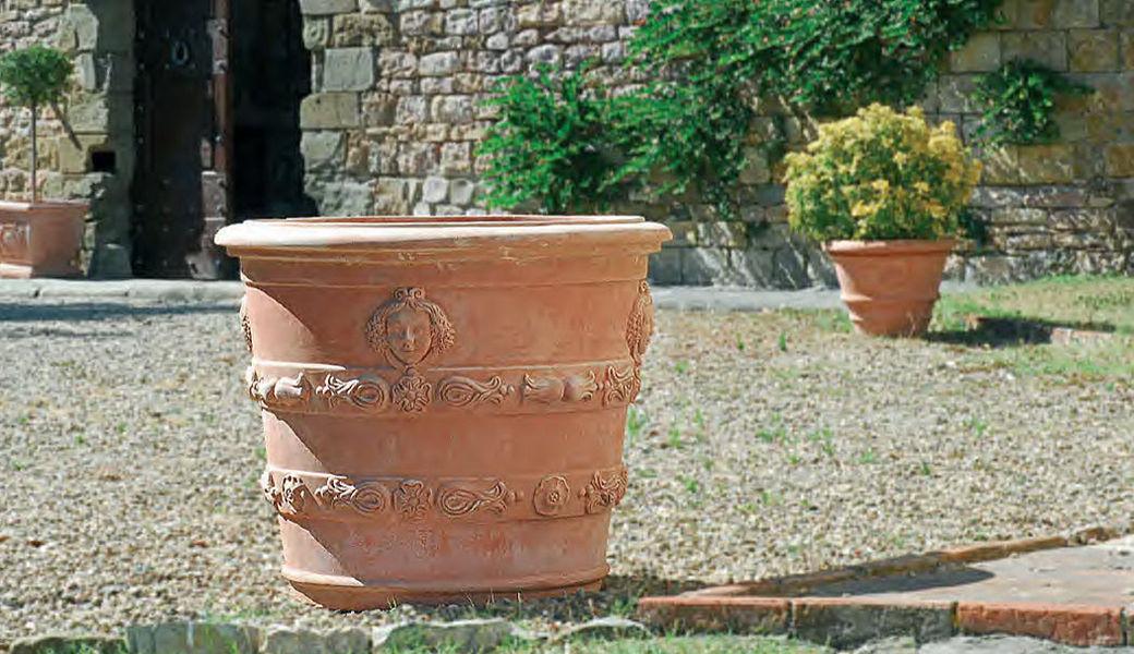 Enzo Zago Vaso da giardino Vasi da giardino Giardino Vasi  |