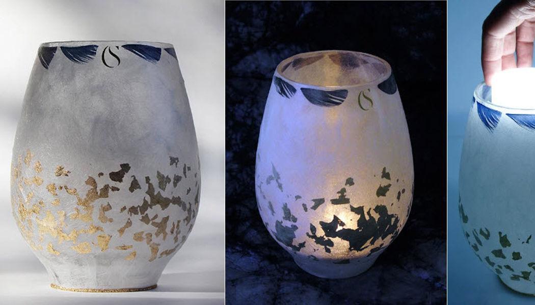 SERICYNE Bicchiere portacandela Candele e candelabri Oggetti decorativi  |