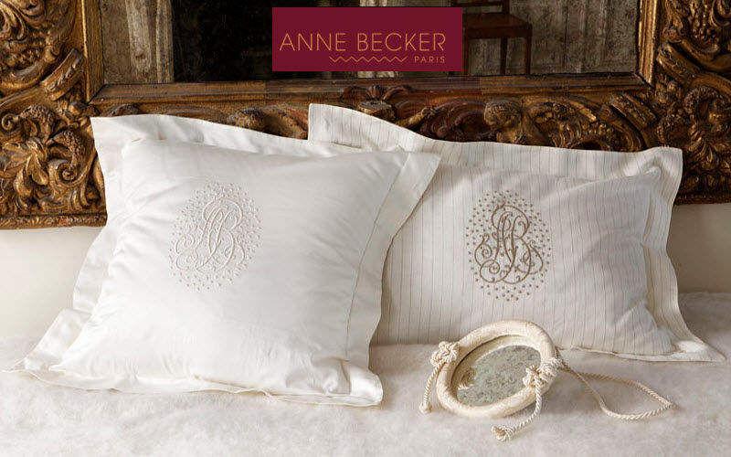 Anne Becker Federa Cuscini Guanciali Federe Biancheria Camera da letto | Classico