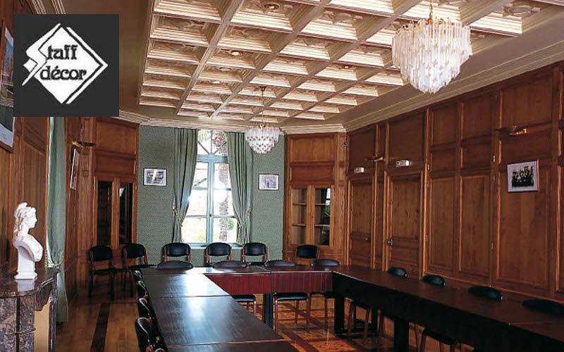 Staff Decor Cassettoni da soffito Soffitti Pareti & Soffitti  |