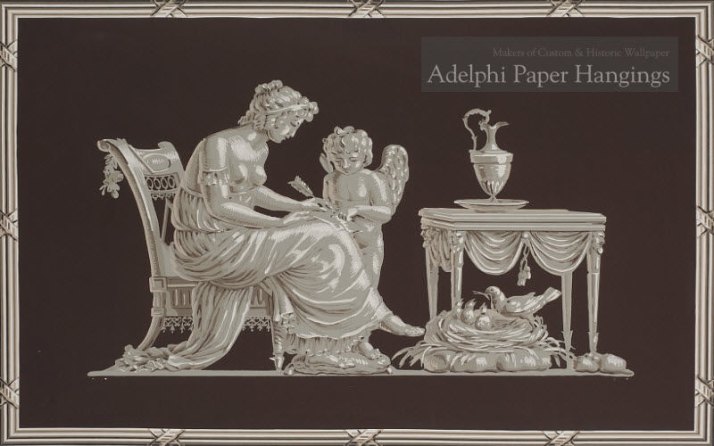 ADELPHI  Paper Hangings Carta da parati panoramica Carta da parati Pareti & Soffitti  |