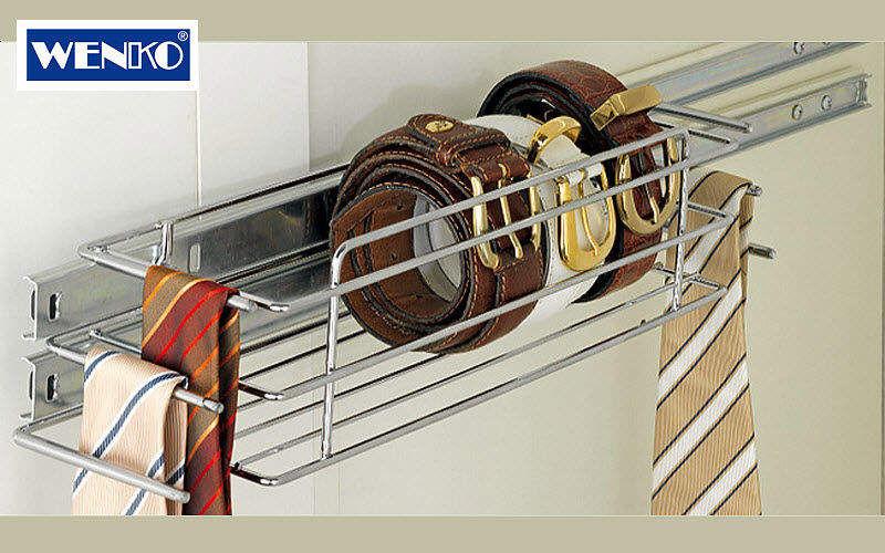 Wenko Portacravatte Accessori cabina armadio Dressing e Complementi  |