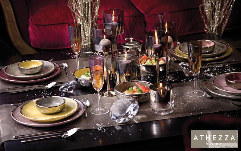 Athezza Servizio da tavola Servizi di piatti Stoviglie Sala da pranzo | Design Contemporaneo