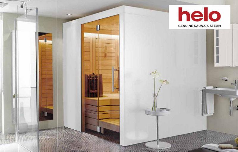 Helo Sauna Sauna e bagno turco Bagno Sanitari  |