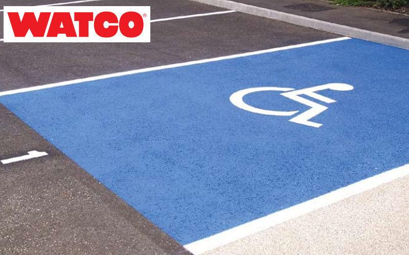 WATCO FRANCE Pittura per pavimento esterno Vernici per pavimenti Pavimenti  |