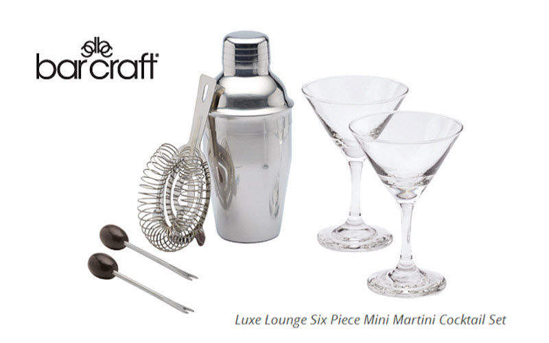 BAR CRAFT Set per cocktail Cocktail e aperitivo Accessori Tavola  |