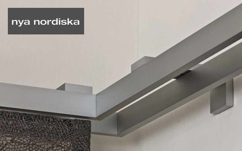 Nya Nordiska Binario per tenda Aste e accessori Tessuti Tende Passamaneria  |