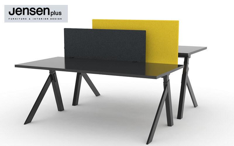 JENSENPLUS Pannello accessori scrivania Allestimento ufficio Ufficio  |