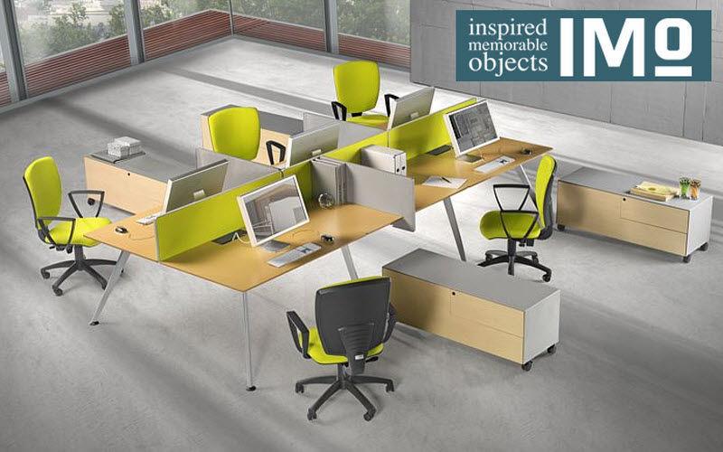 IMO Postazione ufficio open space Scrivanie e Tavoli Ufficio  |