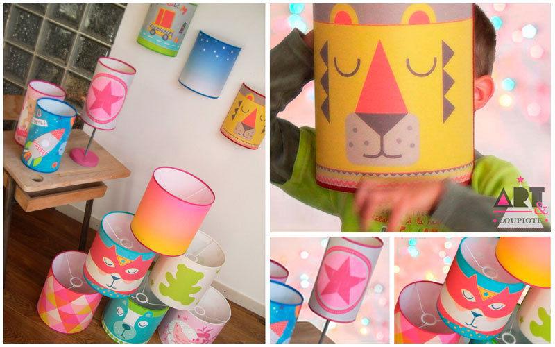 Art et Loupiote Applique bambino Illuminazione per bambini Infanzia  |