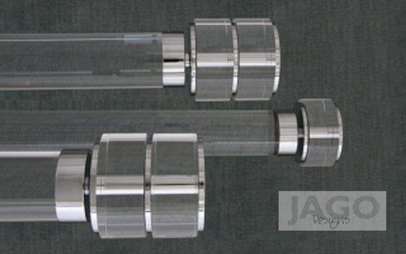 Jago Designs Bastone per tenda Aste e accessori Tessuti Tende Passamaneria  |