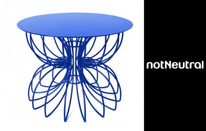 NotNeutral Tavolino di servizio Tavolo d'appoggio Tavoli e Mobili Vari  |