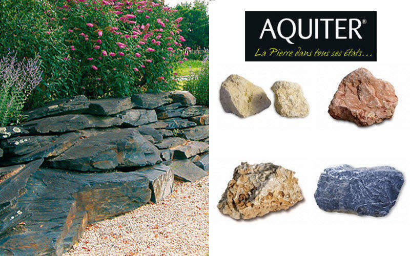 Aquiter Giardino roccioso Ornamenti da giardino Varie Giardino  |