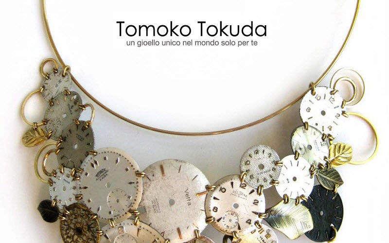 TOMOKO TOKUDA Collana Bigiotteria Oltre la decorazione  |