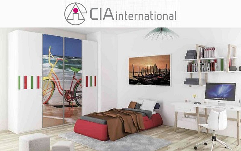 Cia International Cameretta adolescente 15-18 anni Camerette Infanzia  |