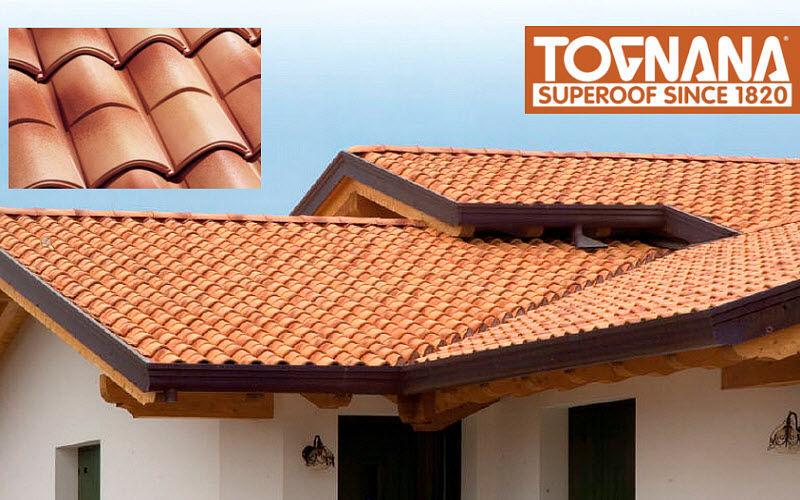 TOGNANA SUPEROOF Coppo (Tegola a canale) Facciata e tetto Giardino Tettoie Cancelli...  |