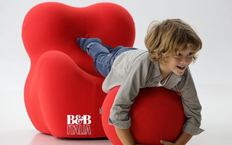 B&B Italia Poltroncina bambino Sedute per bambini Infanzia  |