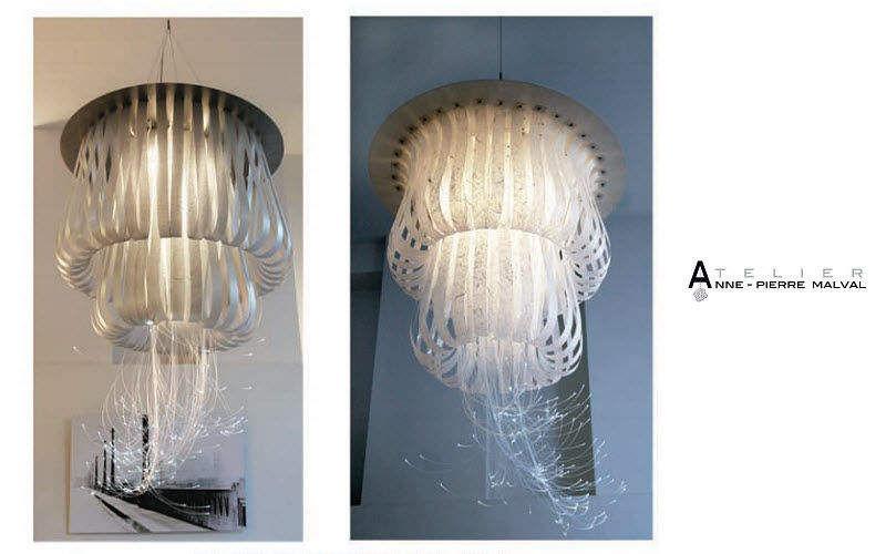 ANNE-PIERRE MALVAL Lampada a sospensione Lampadari e Sospensioni Illuminazione Interno  |